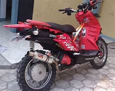 Modifikasi Trail Adventure by Modifikasi Yamaha X Ride Trail Adventure Terbaru