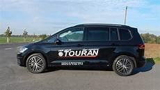 Volkswagen Touran Comfortline - der neue volkswagen touran comfortline 1 4 tsi 2016