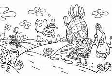 Ausmalbilder Kostenlos Zum Ausdrucken Spongebob Ausmalbilder Malvorlagen Spongebob Schwammkopf