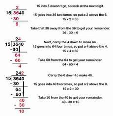 what is long division kids long division year 6 maths teaching math
