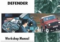 werkstatthandbuch land rover defender land rover stammtisch
