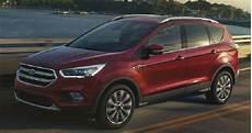2018 Ford Kuga Rumors Facelift Price Release Date