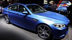 bmw m5 f10 facelift 575hp frozen blue competition package