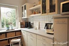 küche neu streichen smillas wohngef 252 hl endlich neue alte k 252 che mit kreidefarbe