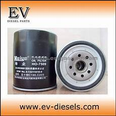 Isuzu Engine Filter Element C221 Air Filter Fuel Filter