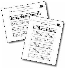 free make your own printable handwriting worksheets free homeschool deals