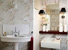 wallpaper for bathrooms ideas how to add elegance to a bathroom with wallpapers