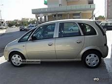 2007 Opel Meriva 1 7 Cdti 125cv Enjoy Car Photo And Specs