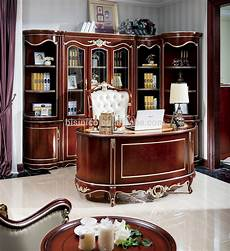antique home office furniture french baroque style luxury executive office desk european