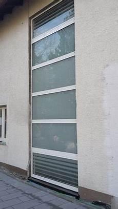 ersatz glasbausteinen im treppenhaus milch oder