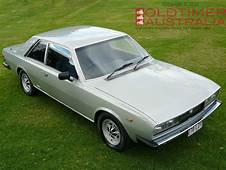 Fiat 130 Coupe  Oldtimer Australia Classic Cars Racing