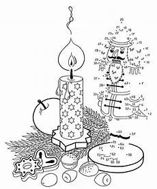 Ausmalbild Weihnachten Rechnen Pin Iris Kaiser Auf Weihnachten Malen Nach Zahlen