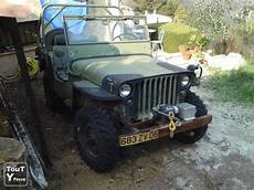vend jeep willys hotchkiss m201 alpes maritimes