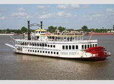 Creole Queen Paddlewheeler   New Orleans Pictures