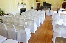 simple wedding decor in kent designer chair covers to go