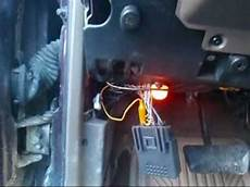 How To Install A Gm Door Chime In A Jeep Grand