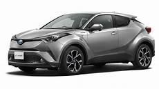 Toyota C Hr Specs For Japanese Market Released