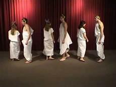 Musik Und Tanz In Der Antike Und Die Bearbeitung Des
