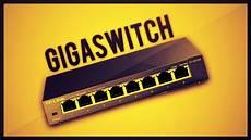 tp link 8 gigabit desktop switch unboxing german unboxing hardwaretest tp link gigabit
