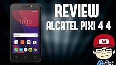 alcatel pixi 4 4 review en espa 241 ol youtube
