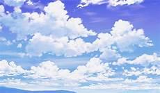 15 Gambar Langit Anime Kualitas Hd Gratis Ya