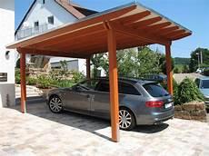 holz carport carport aus holz g 252 nstig vom hersteller carportfabrik de