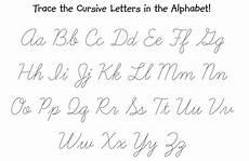 letter tracing worksheets cursive 23857 activities the children s workshop