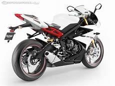 2013 Triumph Daytona 675 And 675r Look Motorcycle Usa