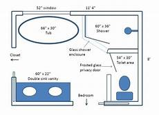 Bathroom Floor Plans 6 X 8 by 6 X 11 Bathroom Layout Search Bath In 2019