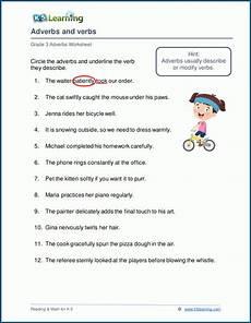 adverb of time worksheets grade 3 3462 grade 3 adverbs worksheets k5 learning