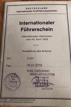 Internationaler Führerschein München - deutscher internationaler f 252 hrerschein aktuell
