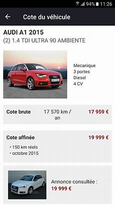 La Centrale Voiture Occasion Android Apps On Play