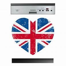 lave vaisselle anglais stickers lave vaisselle coeur anglais pas cher