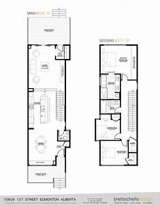 narrow lot modern infill house plans infill house design edmonton courtyard house plans