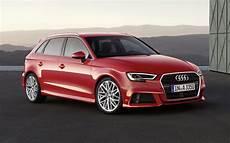 audi a3 sportback 2016 2016 audi a3 s3 facelift revealed increased tech s3