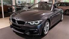 2018 bmw 420d cabrio modell m sport bmw view youtube