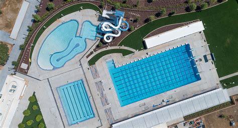 Aquatics Center And Commons