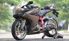 Modifikasi Cbr250rr by Modifikasi Honda Cbr250rr Anti Lebay Honda Bintang Motor