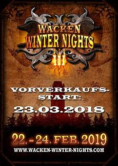 wacken 2019 tickets wacken winter nights 2019 tickets www metaltix