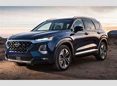 2020 Hyundai Santa Fe Invoice Price   Greene CSB