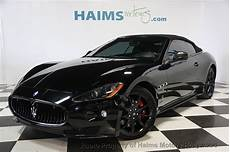 2012 used maserati granturismo convertible best price in