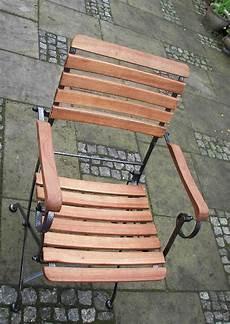 gartenm 246 bel 03 gartenstuhl sessel in klassischer form aus