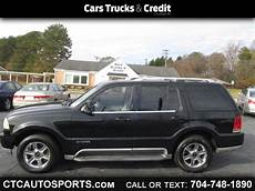 how it works cars 2003 lincoln aviator on board diagnostic system used 2003 lincoln aviator awd premium for sale in