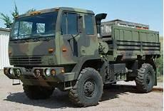 Fmtv Fahrzeuge Der Us Armee Us Steyr 12m18 Allgemein
