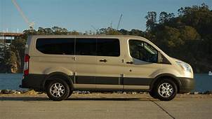 2015 Ford Transit 150 XLT Review  Roadshow