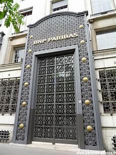 Porte Monumentale De La Bnp En Photos