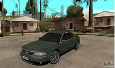 audi a8 6 0 2000 for gta san andreas
