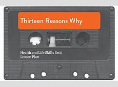 thirteen reasons why novel