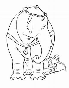 Gratis Malvorlagen Dumbo Dumbo Coloring Pages To And Print For Free