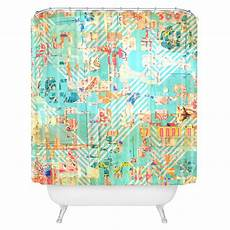Deny Shower Curtains